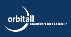 Website Orbitall Raumfahrt im FEZ-Berlin