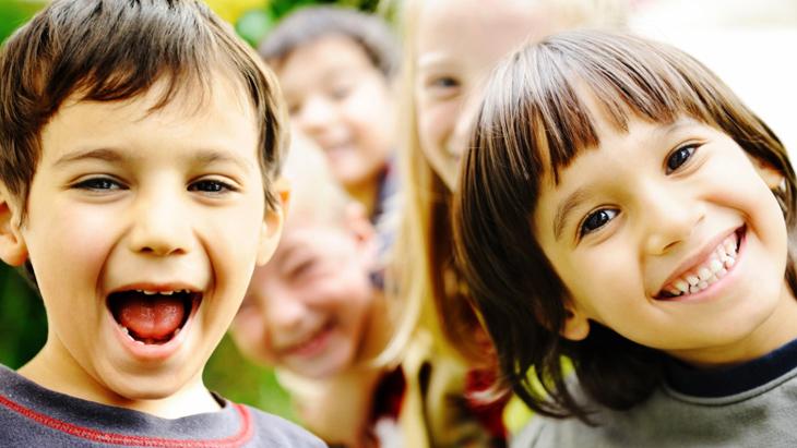 Weltspieltagsfest, Internationaler Kindertag